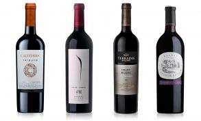 Wine Around The World - Malbec Mixed Case 4 x 75cl