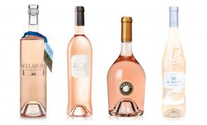 Wine Around The World - Provence Rosé Mixed Case 4 x 75cl